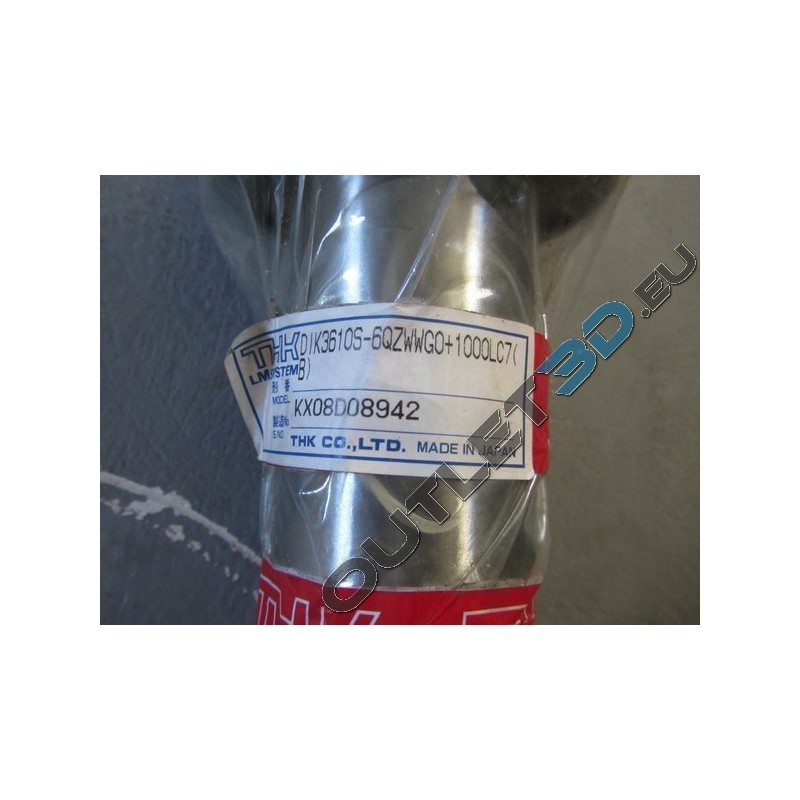Śruba kulowa z nakrętką THK DIK3610 1000mm