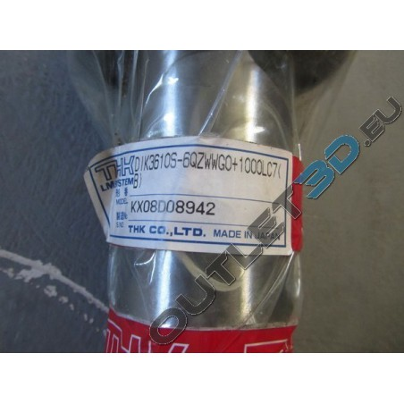 Ball screw THK DIK3610 1000mm