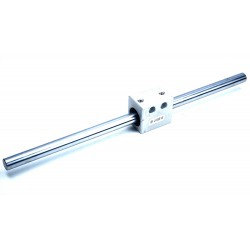 Prowadnica liniowa 300mm + łożysko 40mm LHSS12