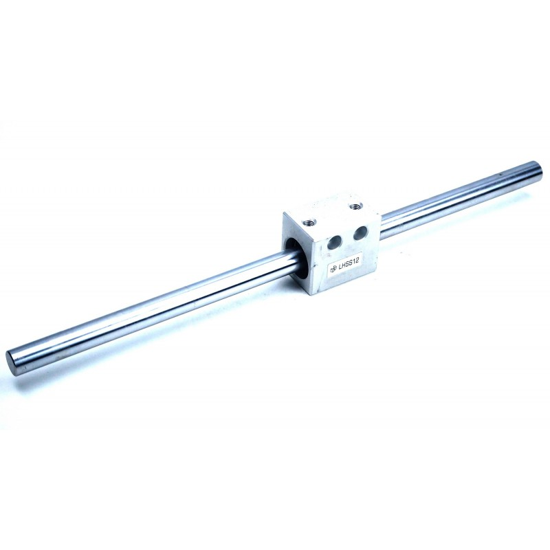 Linear Guide 300mm LHSS12 + 40mm Bearing