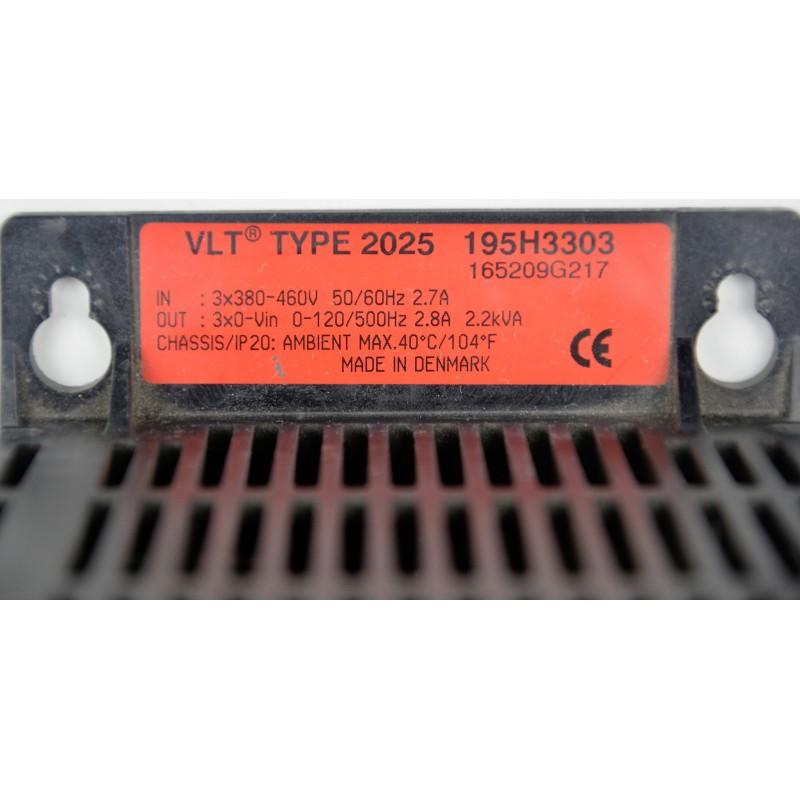 Falownik Danfoss 195H3303 VLT TYPE 2025