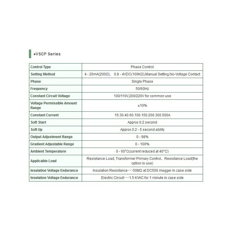 RIKO VARITAP VSCP-20-NCE Tyrystor