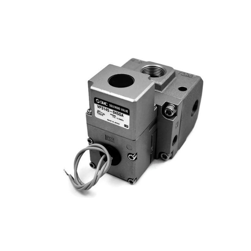 Electromagnetic valve SMC VP3145-045GA - 1