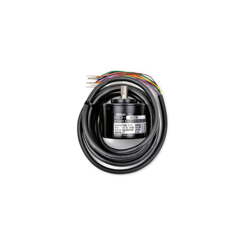 Enkoder obrotowy Omron E6C3-AG5B