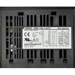 Panel cyfrowy Omron K3HB-CNB 100-240V