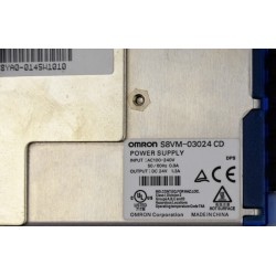 OMRON S8VM-03024 Power Supply - 4