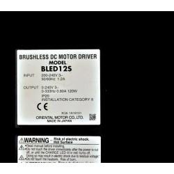 Oriental Motor Vexta BLED12S Brushless motor driver
