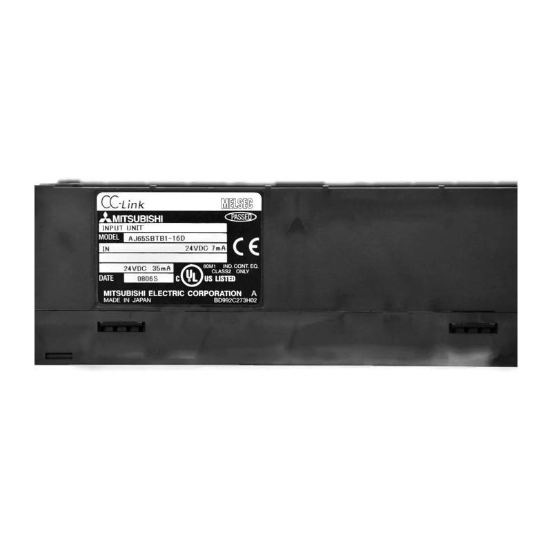 Mitsubishi AJ65SBTB1-16D - Module Remote I/O