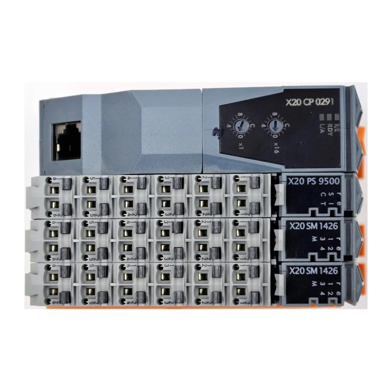 B&R X20CP0291 Industrial PC - 3