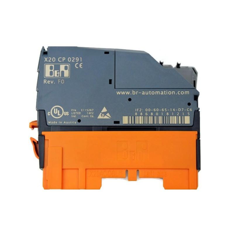 B&R X20CP0291 Industrial PC - 4