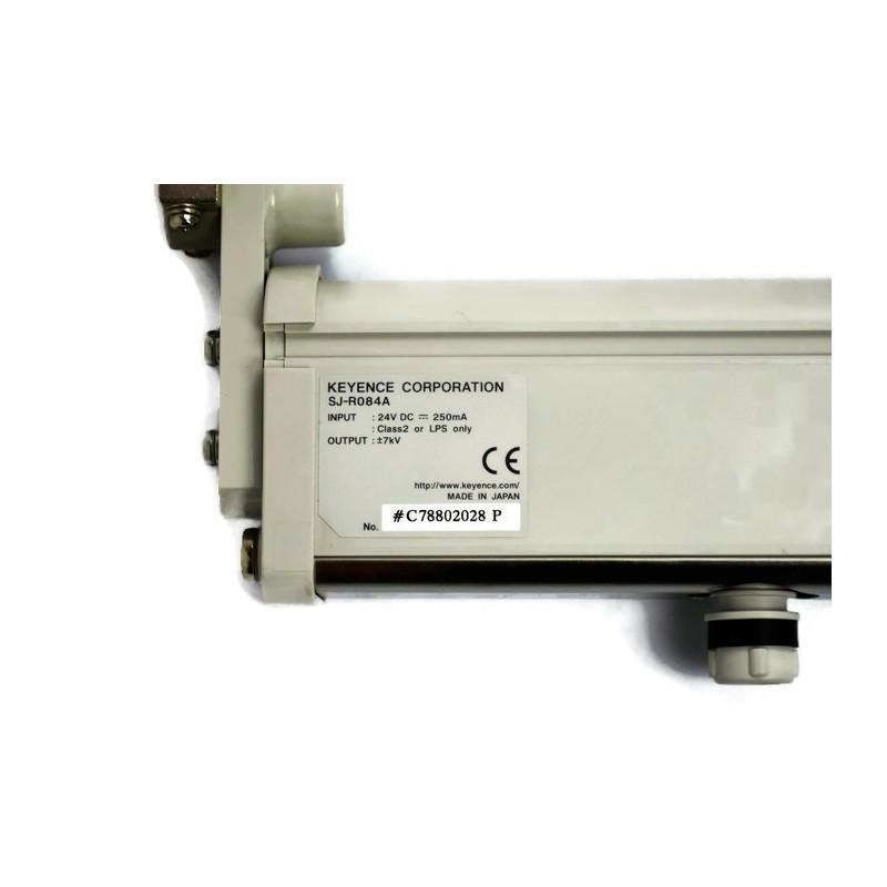 Keyence SJ-R084A Jonizator Listwa Jonizująca