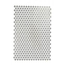Punkty referencyjne 5mm - markery - skanowanie 3d