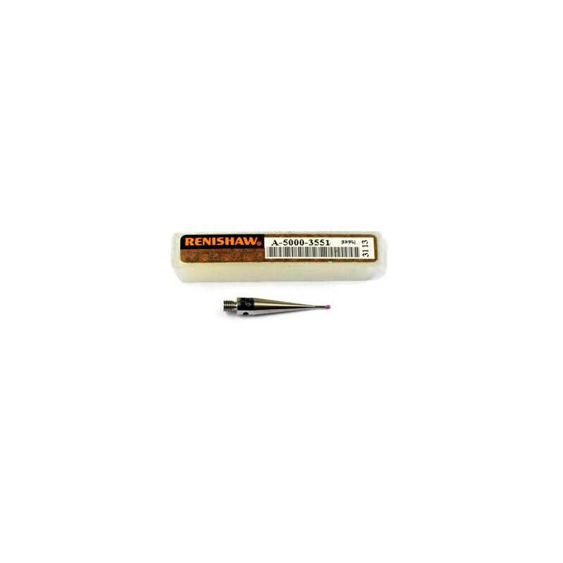 Renishaw A-5000-3551 1mm Measuring pin - 1