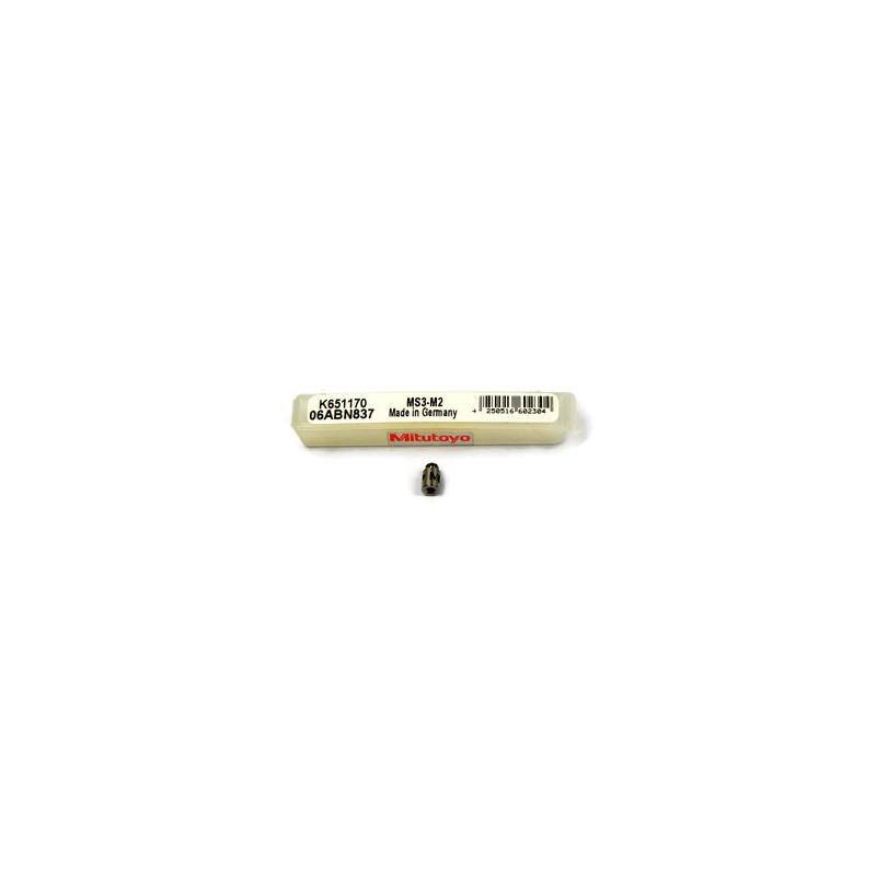 Adapter przejściówka Mitutoyo K651170 MS3-M2
