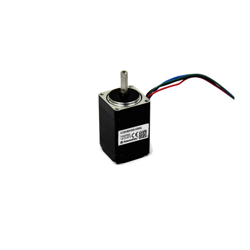 Stepper motor Nanotec - ST2818M1006 2 phase - 1