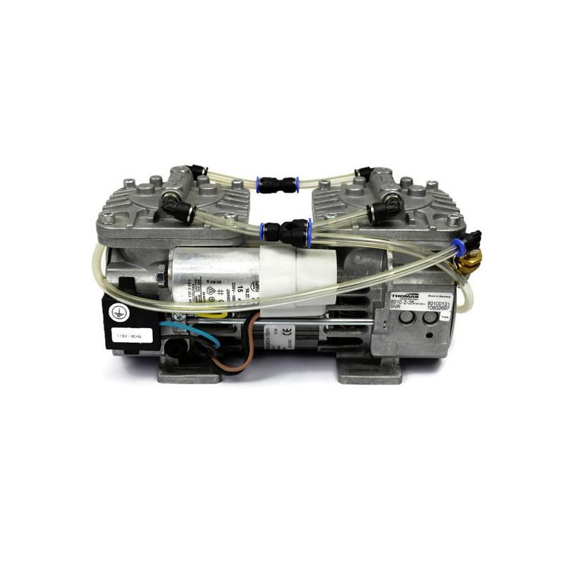 Pompa próżniowa Thomas 8010ZVD-25 0,16kW 45,6l/min 115V - 2