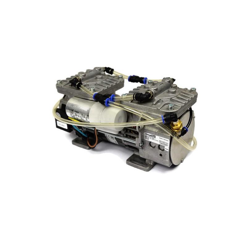 Pompa próżniowa Thomas 8010ZVD-25 0,16kW 45,6l/min 115V - 1
