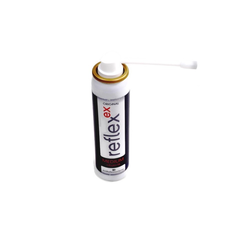 Anti-Reflection Spray ReflexEx MEDIUM Objects