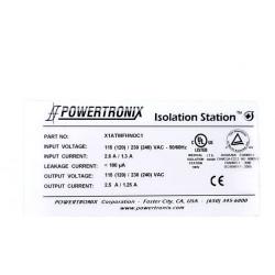 Isolation Station Powertronix 300VA