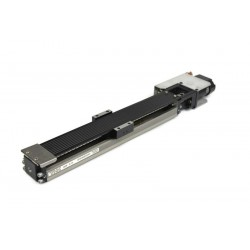 THK SKR20 250mm linear actuator module with Faulhaber motor and encoder