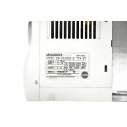 Mitsubishi FR-S520SE-0.75K-EC Inverter