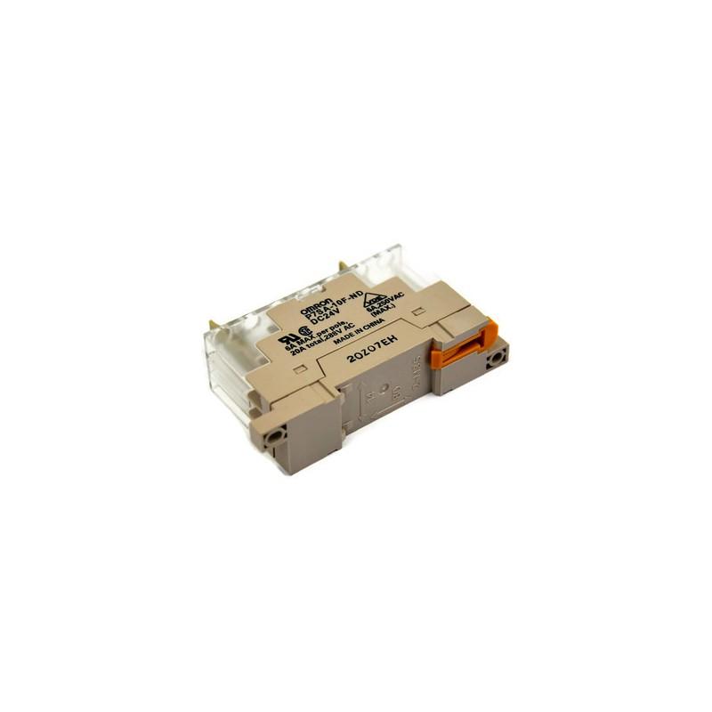Gniazdo przekaźnika Omron P7SA-10F-ND - 1