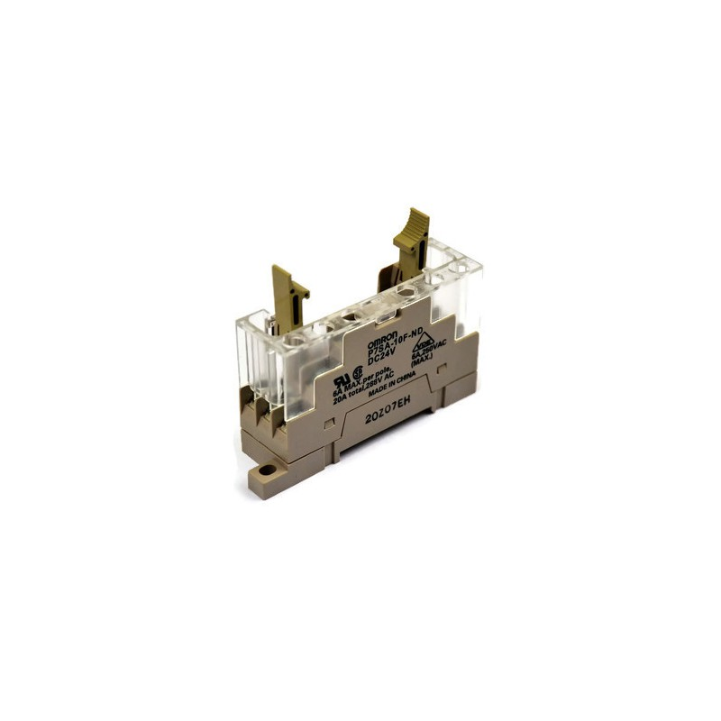 Omron P7SA-10F-ND Relay Socket - 3