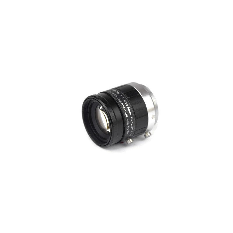 Fujinon HF12.5HA-1B 12.5mm 1:1.4 Lens