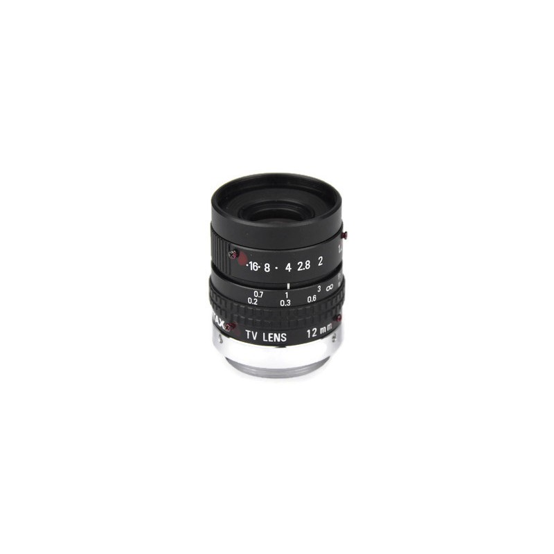 Pentax 12mm 1:1.2 TV Lens H1212B (C61215)