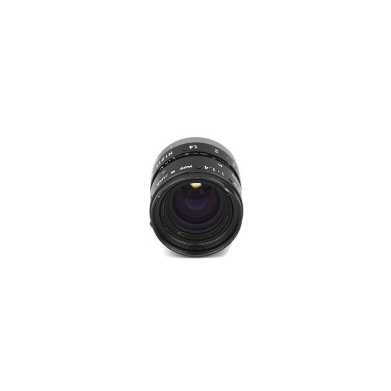 Obiektyw Pentax TV 12mm H1214-M (C61232) 1:1.4 (defekt - obudowa)