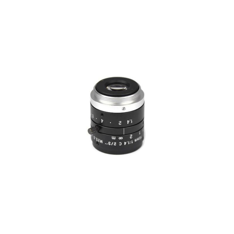 """Obiektyw 16mm 1:1.4 2/3"""" M25.5"""