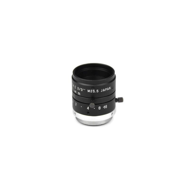 """16mm 1:1.4 2/3"""" Lens M25.5"""
