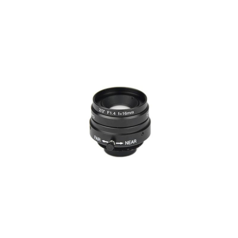 """Fuzhou Feihua 16mm 2/3"""" 1.4 Lens"""