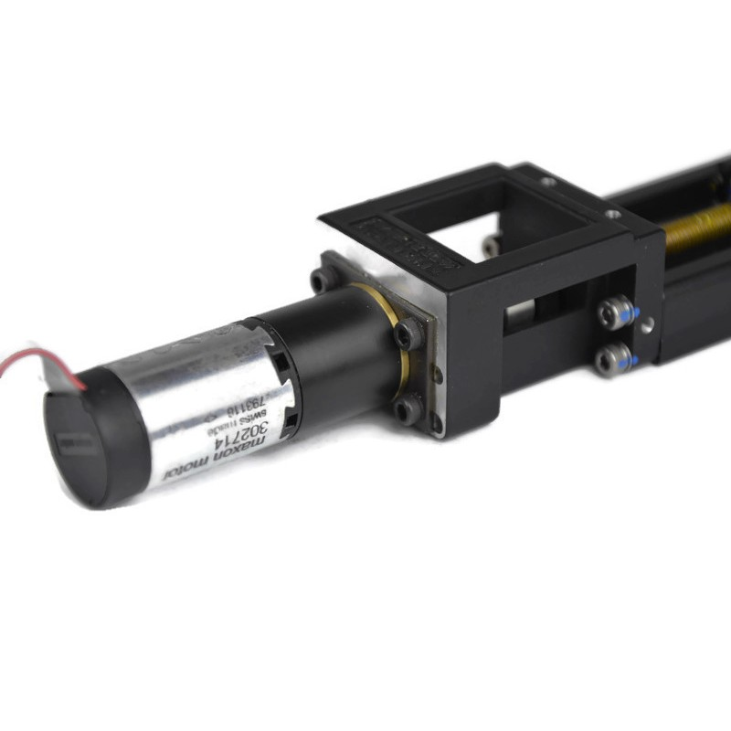 THK KR20 150mm + Maxon 302714 3.8:1 Linear Actuator Module