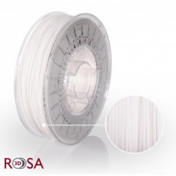 Filament Rosa PET-G Standard 1,75 mm Biały 0,8kg - 1