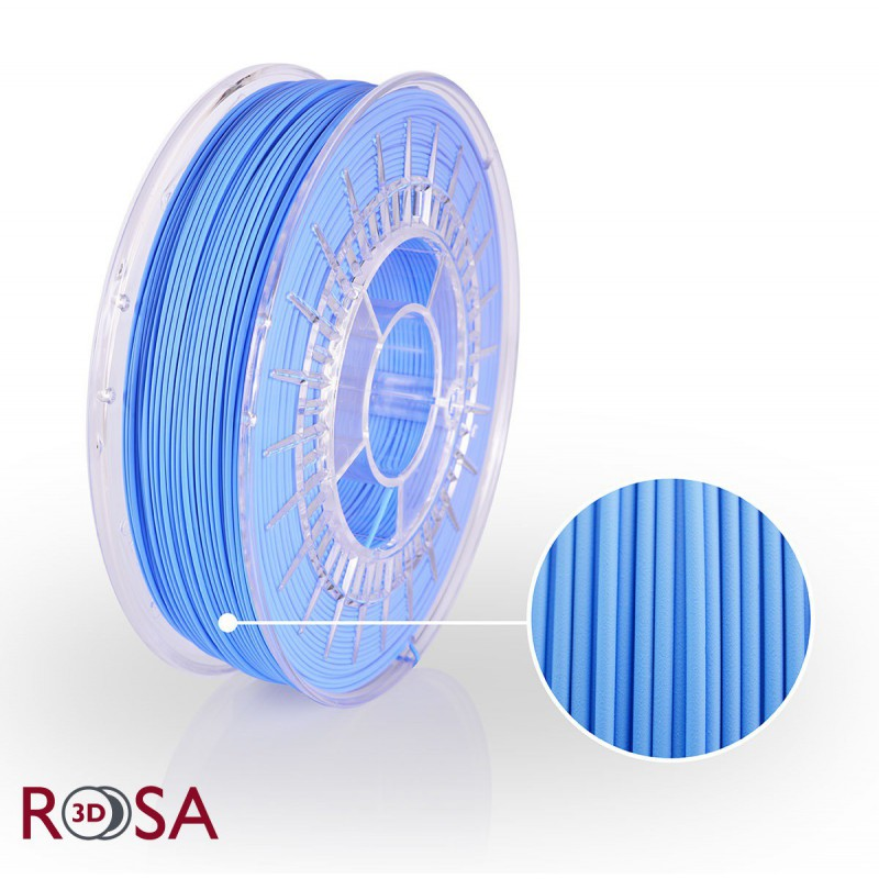 Filament Rosa PLA Starter 1,75mm Blue 0,8kg - 1