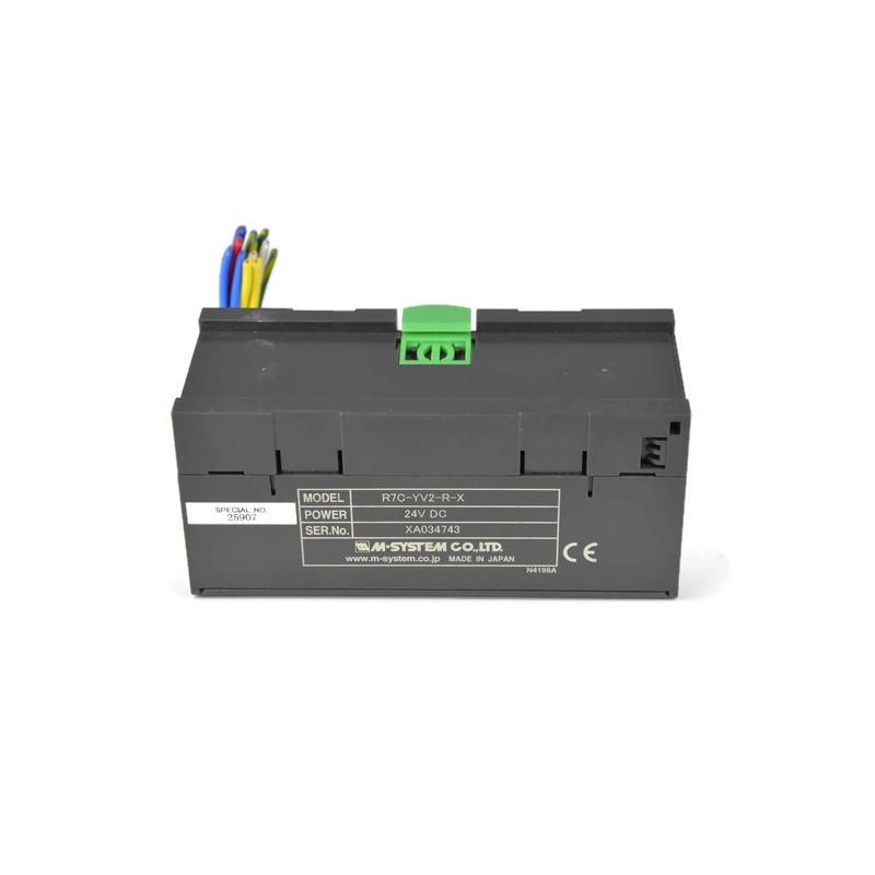 M-SYSTEM R7C-YV2-R-X Remote I/O