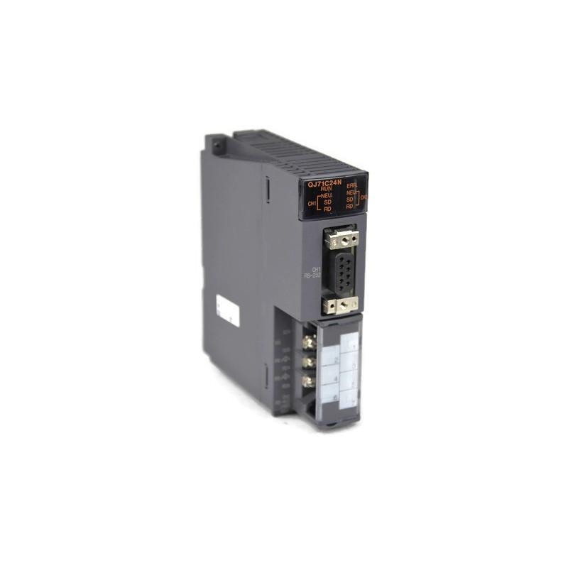 Mitsubishi Melsec-Q QJ71C24N Serial Communication Module