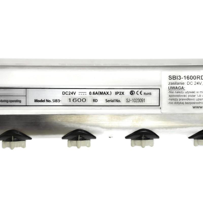 Sunje HI-TEK Aero-Body Ion Bar SIB3-1600RD