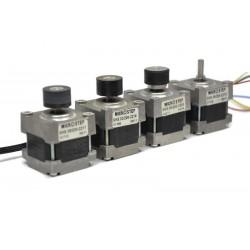 Microstep Stepper Motor SHS 39/200 Set of 6pcs