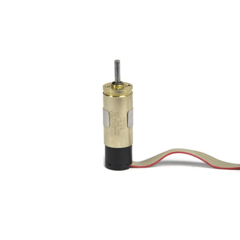 Faulhaber Motor 1524E024SR 15/8 141:1 + Encoder