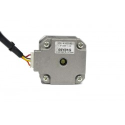 Shinano Kenshi STP-43D2062 Stepper Motor (62mm)