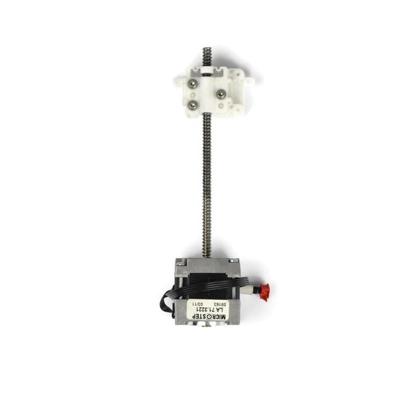 Microstep bipolar stepper motor + screw 130mm