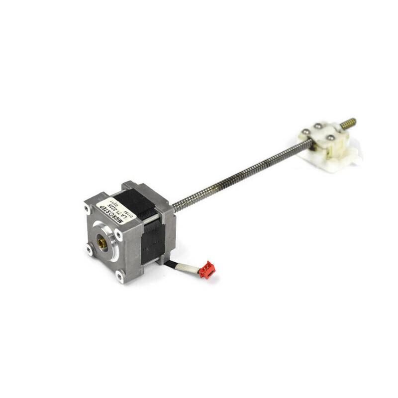 Silnik krokowy bipolarny Microstep + śruba 190mm