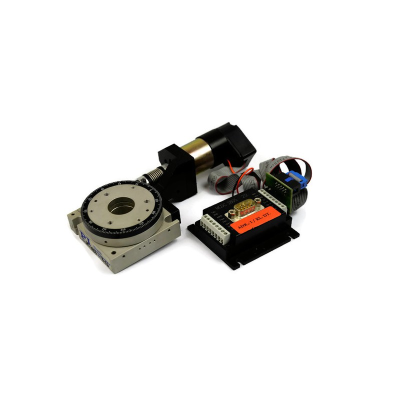 Physik Instrumente M-037 Precision Rotation Stage with DC Motor