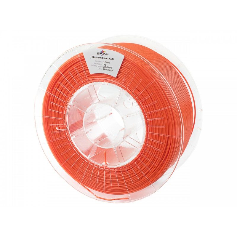 Filament Spectrum SmartABS 1.75mm LION ORANGE