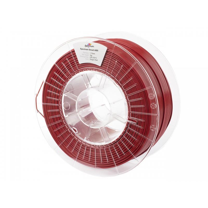 Filament Spectrum SmartABS 1.75mm DRAGON RED