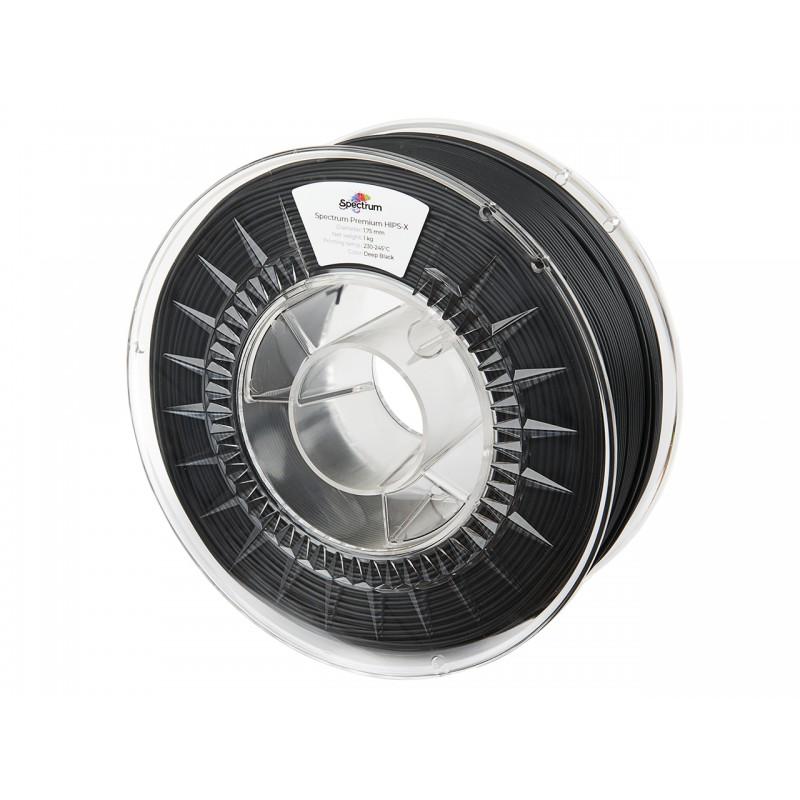 Filament Spectrum Hips-X 1.75 mm DEEP BLACK