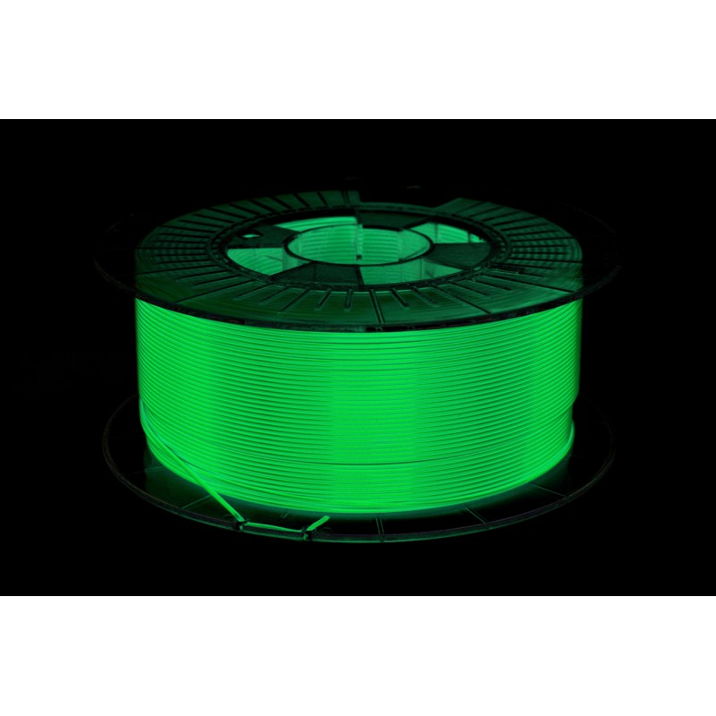Filament Spectrum PLA Special 2.85 mm GLOW IN THE DARK
