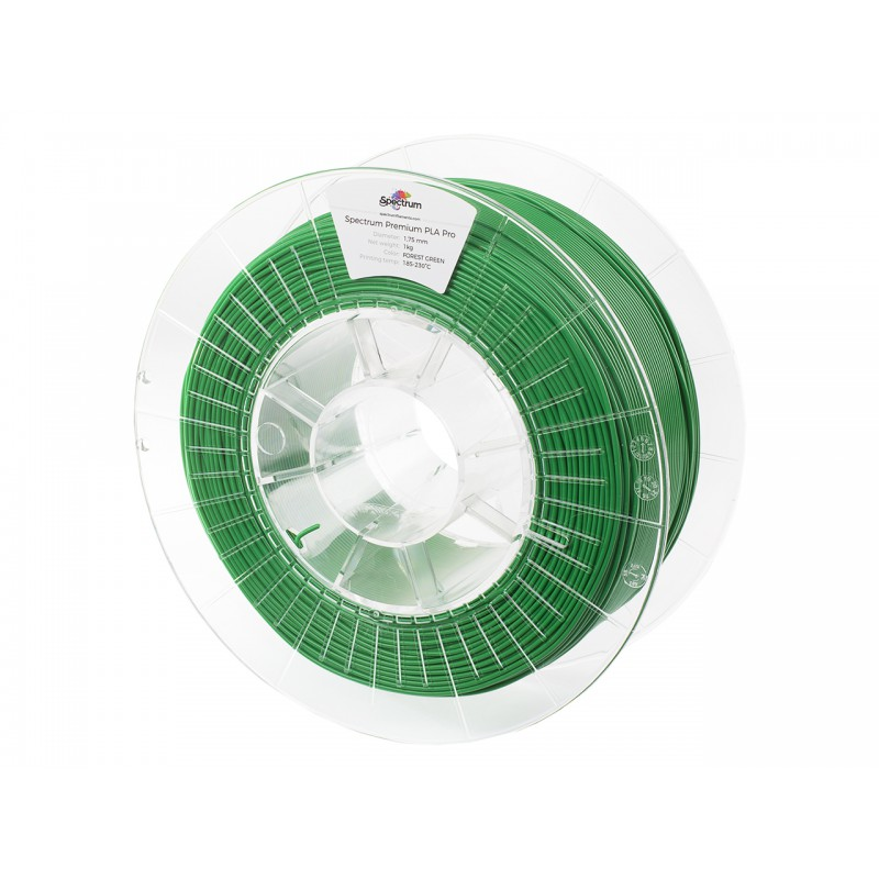 Filament Spectrum PLA Pro FOREST GREEN 1 kg
